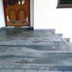 Granit falsch imprägniert