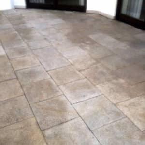 Granitpflege Kalk entfernen