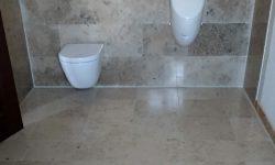 Jura Toilette nachher