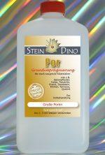 SteinDino Por: Grundimprägnierung für stark saugende Materialien